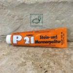 HNK P321 crema abrillantadora muebles de marmol