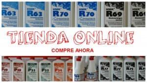 Tienda online para comprar los productos Solnhofen
