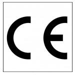 logotipo ce para piedra