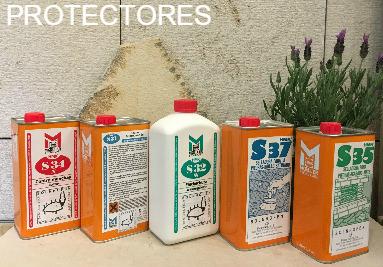 Protectores de piedra gama HMK