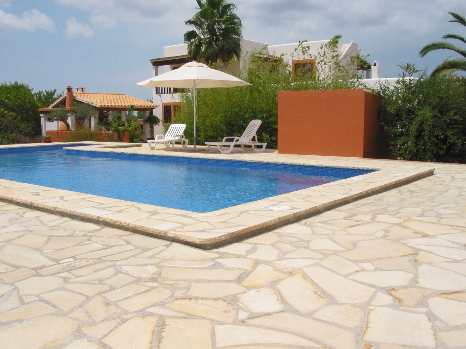 Solnhofen f sil laja irregular - Piedra natural para piscinas ...