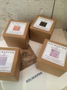 muestrario piedra solnhofen pk1