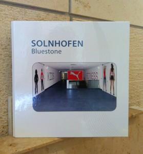 muestrario Solnhofen Bluestone