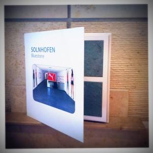 Muestrario Solnhofen Verde
