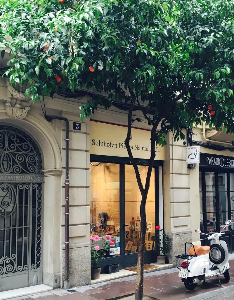 Tienda de marmoles Solnhofen Barcelona