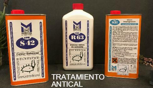tratamiento antical